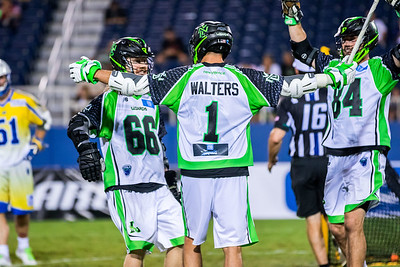 MLL: New York Lizards @ Florida Launch