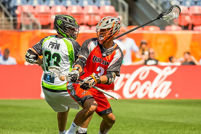 MLL: New York Lizards @ Denver Outlaws