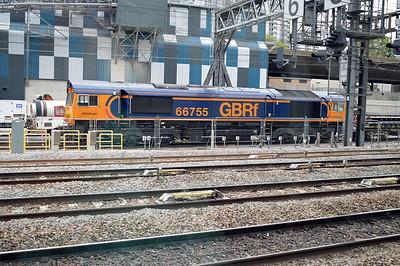 66755 at Crossrail.