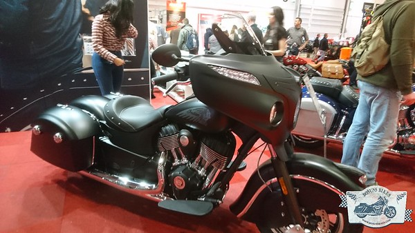 MCN Londonmotorcycle show 2017 pt1