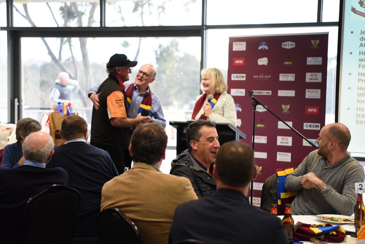 2017 MOCFC Past Players Lunch