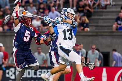 MLL: Ohio Machine @ Boston Cannons