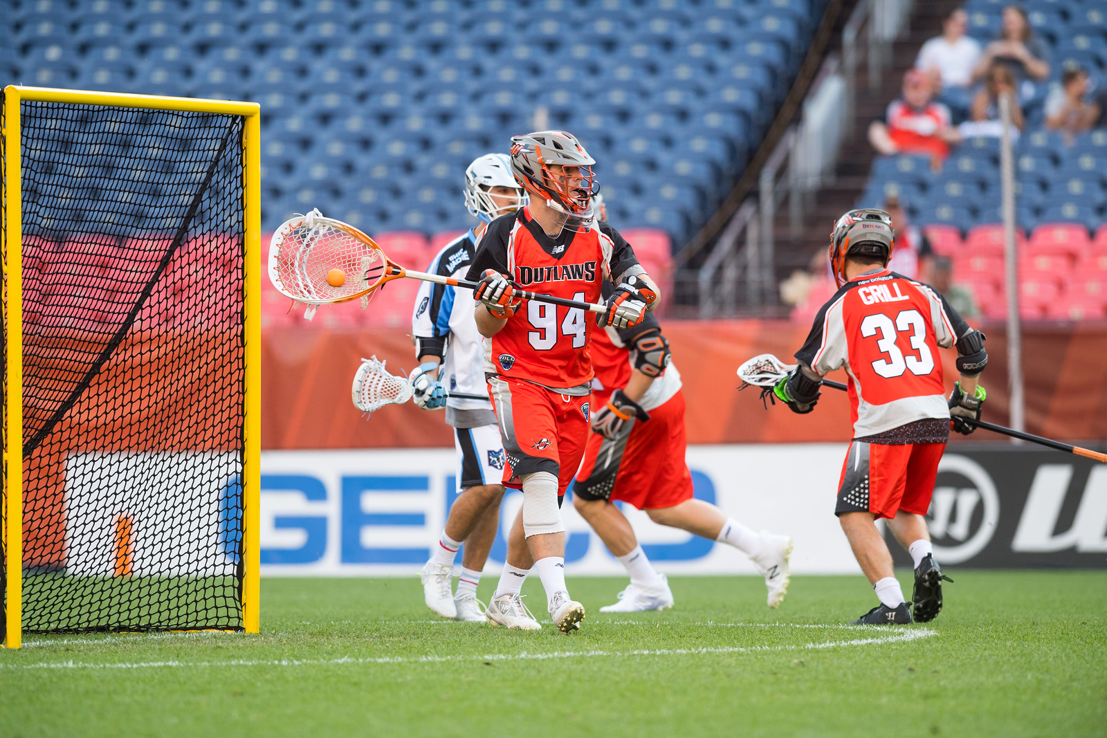 MLL: Ohio Machine @ Denver Outlaws