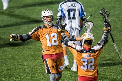 MLL: Ohio Machine @ Rochester Rattlers