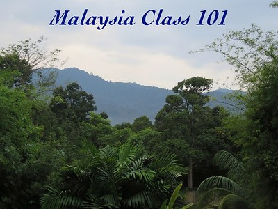 Malaysia July Class 101