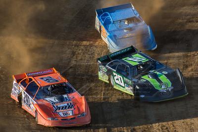 Doug Drown (240) , Jimmy Owens (20) and Dennis Erb, Jr. (28)