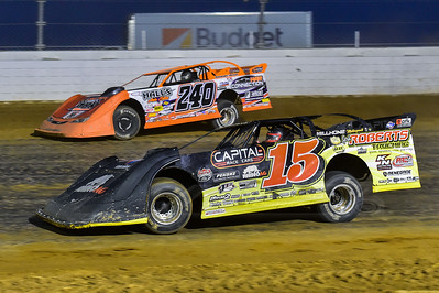 Steve Francis (15) and Doug Drown (240)