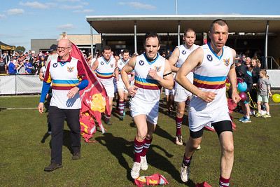 Marcellin Bald Eagles 2017 grand Final
