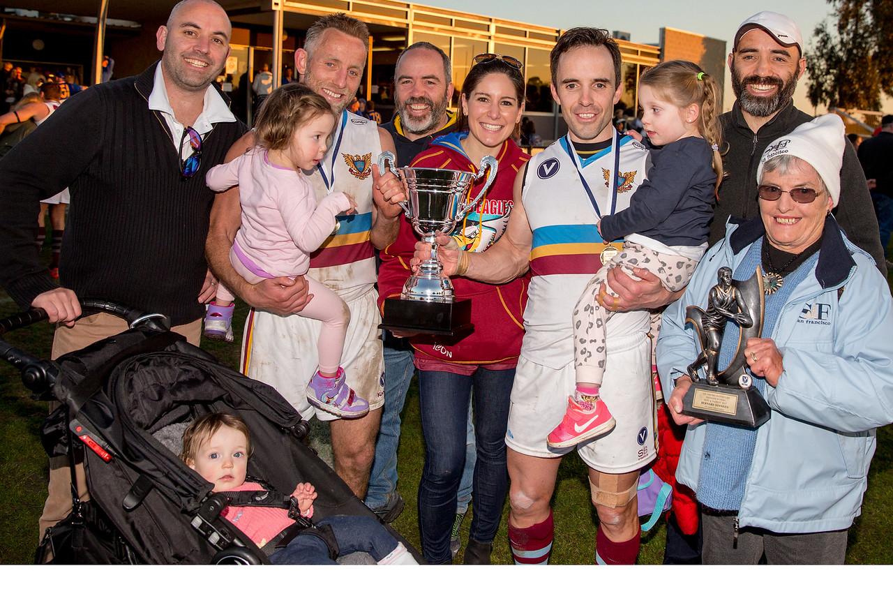 Marcellin Bald Eagles 2017 grand Final