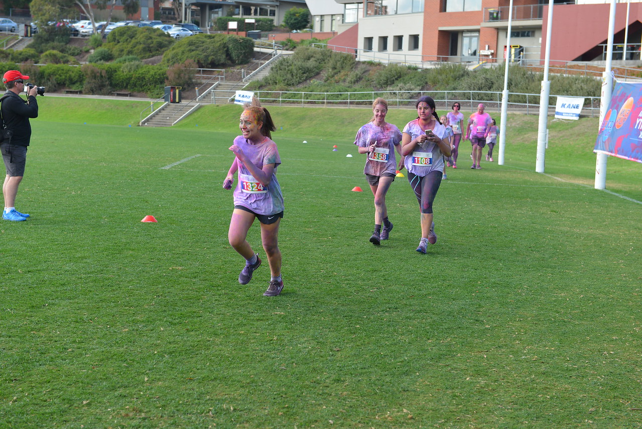 2017 Marcellin Siena Fun Run