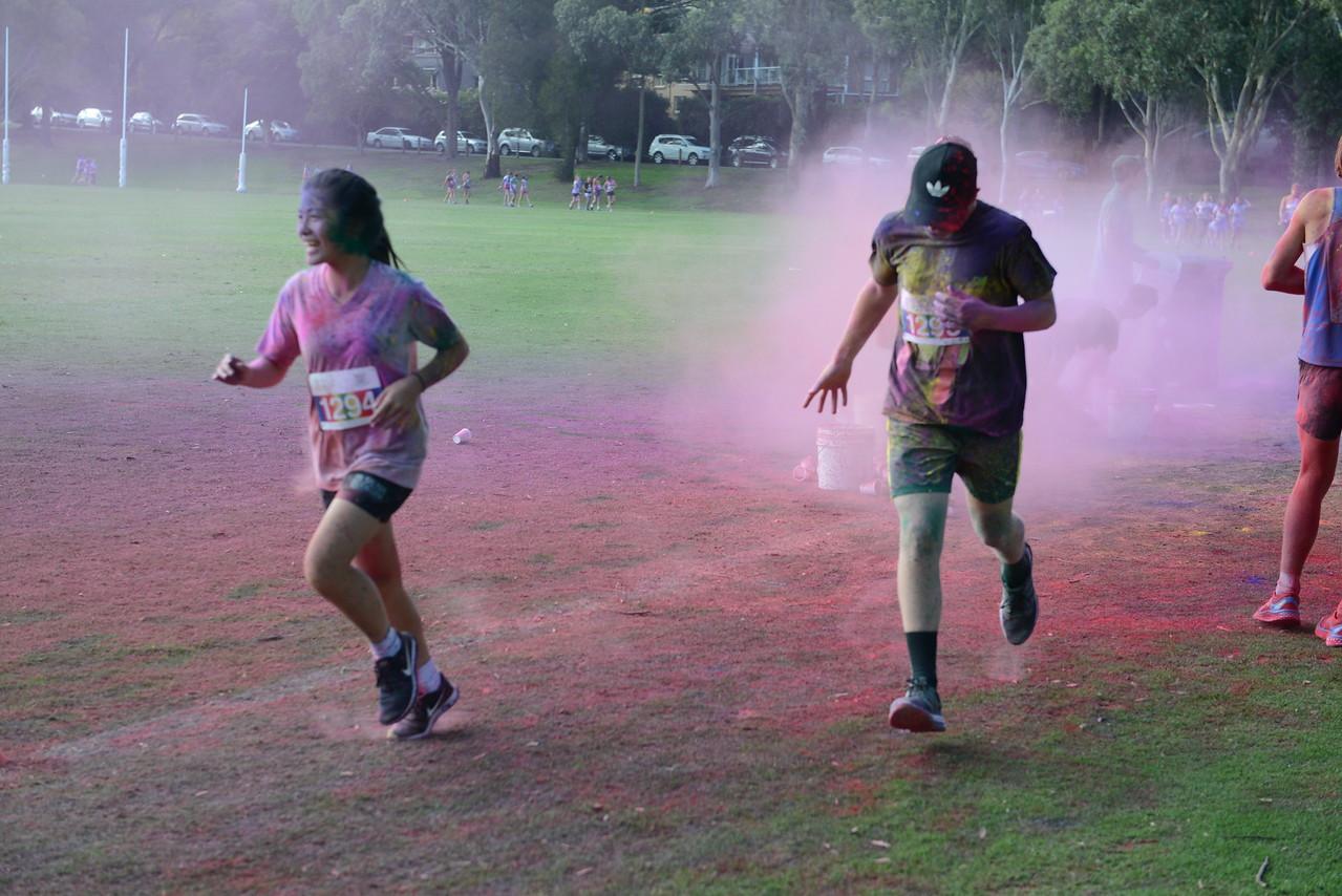 2017 Marcellin Siena Fun Run