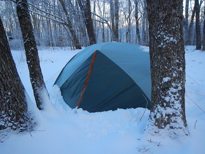March 10-12 Bote - Greenbriar Loop Snow Camp