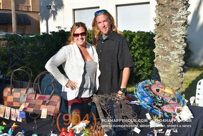 Jax Beach Art Walk - 3.14.17