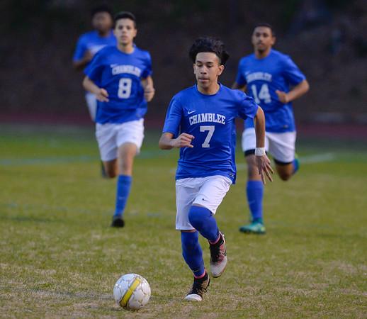 3/17/17 CHHS Soccer