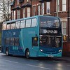 Arriva Sapphire ADL Enviro 400 SN15LPY 5468 in Oxford on the 280 from Aylesbury.