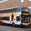 Stagecoach Enviro 400 MMC SN66WHD 10685 in Oxford on the 3.