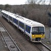 Chiltern Railways Class 165 Networker Turbo no. 165006 arriving at Bicester North on a Marylebone service.