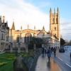 Magdalen College, Oxford.