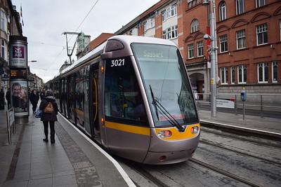 Trams & Metros in Ireland & NI