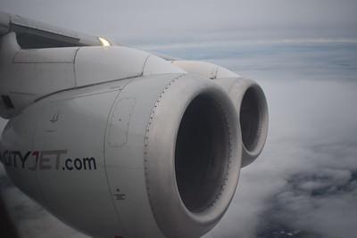 In Flight Photos