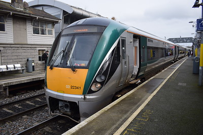 Trains in Ireland & Northern Ireland