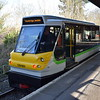London Midland Class 139 Parry People Mover no. 139001 at Stourbridge Junction on the Stourbridge Town shuttle.