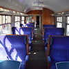 BR Mark I carriage interior at Bridgnorth on the SVR.