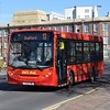 D&G Bus ADL Enviro 200 YX09FME 38 in Stafford on the 13.