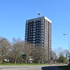 Pennycroft Court tower block, Stafford.