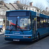 Arriva DAF Wright Cadet BU03HRK 2730 in Stafford.