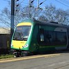 London Midland Class 170 Turbostar no. 170510 at Rugeley Trent Valley on a Birmingham Chase Line service.
