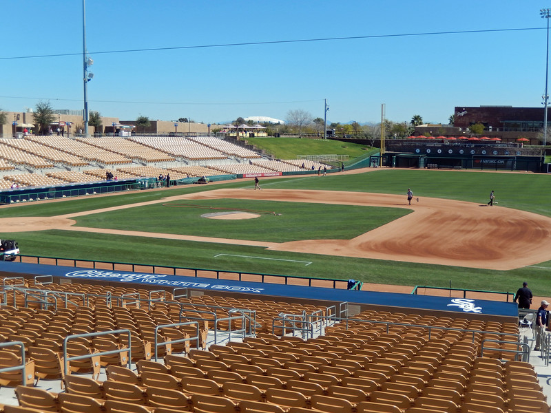 White Sox - Camelback Ranch Spring Training 10