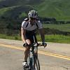 Dave Coburn riding strong