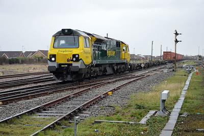 70010 1419/4M67 Felixstowe-Crewe.