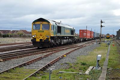 66554 0844/4E23 Felixstowe-Leeds.