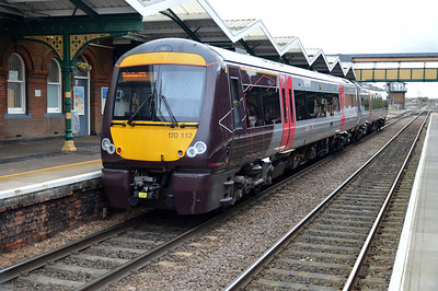 170112 Heading for Stanstead.