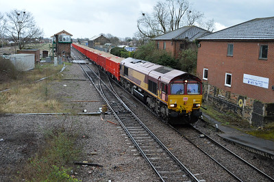 66023 1545/6M89 Middleton Towers-Arpley.