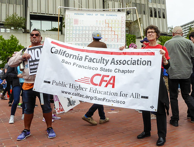 Calif Faculty Assoc