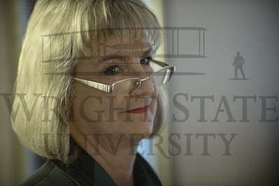 18775 Announcement of Wright State 7th President Cheryl Schrader 3-6-17