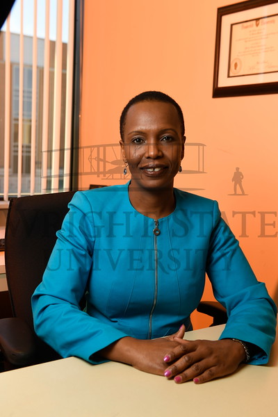 18777 Marketing Professor Wakiuru Wamwara, Carnegie African Dispora Fellow 3-8-17