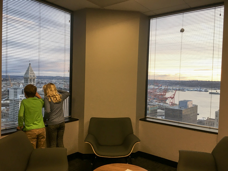 Checking out Cirrus10's new digs