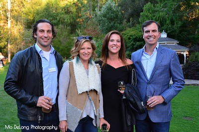 Jordan Lavinsky, Amanda Mortimer, Rachel Brinker and Peter Mortimer