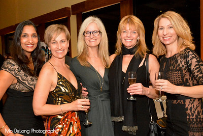 Shonalie Guinney, Ally Stoops, Lisa Shanower, Jane Harrington and Cori Van Allen