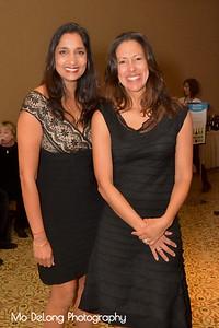 Shonalie Guinney and Sylvia Duncanson