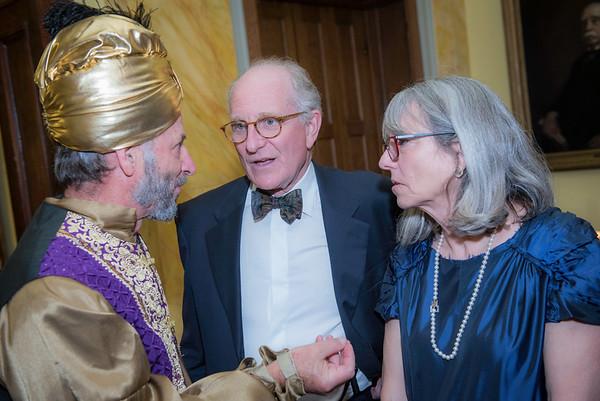 Masquerade Anniversary Ball at the Metropolitan Club.  Photo by Ben Droz