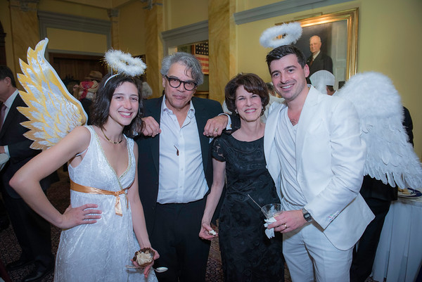 Masquerade Anniversary Ball at the Metropolitan Club.  Photo by Ben Droz