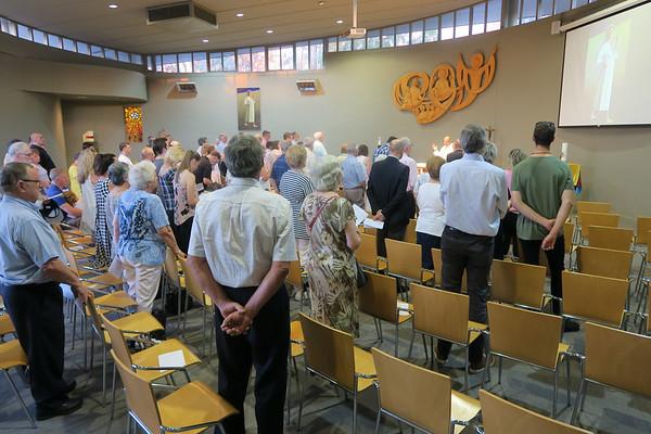 Mass for Deceased Old Collegians