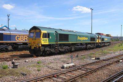 66564 Eastleigh 21/05/17