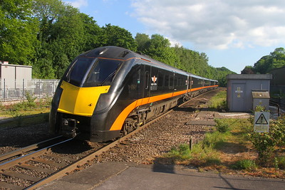 180114 Micheldever 25/05/17 5O86 Bounds Green to Eastleigh