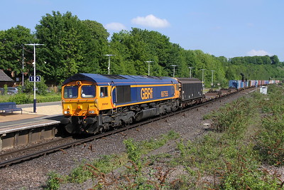 66755 Micheldever 25/05/17 6O45 Bicester to Marchwood